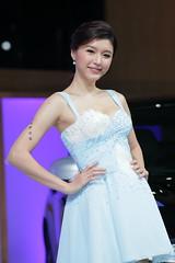 2018 TAIPEI INT'L AUTO SHOW Beautiful Model VOLVO (Yung Chin Su) Tags: contax contaxplanart2135 autoshow beautifulmodels showgirls