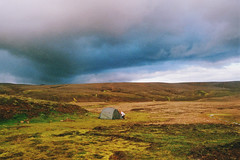 . (Careless Edition) Tags: photography film iceland island tent camp highland kerlingarfjöll