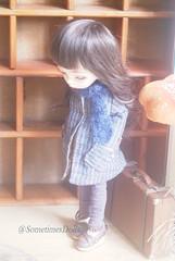 Moka (Sometimes Dolls) Tags: bjd abjd dimdoll dollinmind trisha handmde dollclothes sewingdollclothes sewingfordolls coat