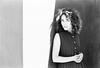 64_000 (23) (newmandrew_online) Tags: пленка чб bw filmisnotdead film filmphotografy 35mm blackandwhite black belarus girl portrait street light minsk canon eos 1v kodak 400tx