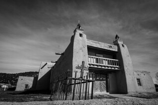 Church, Las Trampas