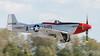 North American P-51D Mustang NL151DM (Vzlet) Tags: northamerican p51 klck lck p51d mustang nl151dm gatheringofmustangsandlegends