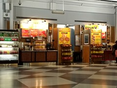Reggio's (TheTransitCamera) Tags: ord airport terminal concourse waiting shop eat store travel reggios pizza chicago illinois city urban