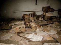 DSCN0104 (tiulekler) Tags: urban urbanexploration urbex exploration abandoned hospitalabandoned hospital street