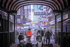 Ghosts of the MTR (tagois) Tags: mtr hongkong kowloon yaumatei nathanroad 油麻地 佐敦 九龍 彌敦道 港鐵 metro