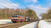 Captrain 1619 met Gefco autotrein te De Lutte, 28-02-2018 (Pieter Plas) Tags: captrain 1619 gefco autotrein de lutte kijfhoek 45964