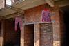 2867 miles since (lille abe) Tags: zhongjiang china street construction laundry uniform pink michal pachniewski fuji