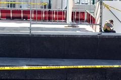 Caution (klauslang99) Tags: streetphotography klauslang caution lines toronto