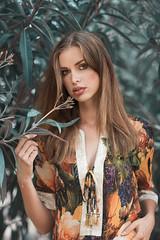 Kristina by javier_jayma - Model: Kristina Zhukova  MakeUp: Mirela Balgiu  Wardrobe: Bohemia  Photography Assistant: Sara Carrasco  Photo & Retouch: Javier Jayma