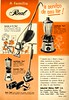 50's ad - Real appliances - Produtos Real (Gugue) Tags: liquidificadorantigo propagandaantiga vintagestandmixer vintageads 50sads anos50