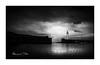 The Fishermen (RonnieLMills) Tags: donaghadee harbour lighthouse fishermen low tide mono bw blackandwhite noiretblanc blancoynegro pecheur