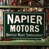 Napier Motors (zombikombi1959) Tags: enamel handpaint streetsign enamelsign streetjewellery 1920 napier napiermotors 1shot signpainter signpainting
