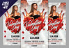 Valentines Flyer Template (lobaide) Tags: valentine valentines day valentinesday vday grettingcard card postcard flyer flyertemplate white clean rose red love event party poster promotor template couple dating invitation happy happyvalentinesday february loveaffair affair