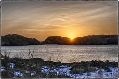 Sunset - Lofoten, Norway (Tor Einar Andersen) Tags: sunset solnedgang lofoten norge norway