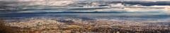 Панорамна гледка на София (saromon1989) Tags: sofia panorama bulgaria vitosha панорама гледка софия витоша българия