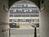 French Ordinary Court (Gary Kinsman) Tags: frenchordinarycourt ec3 cityoflondon 2007 london arch architecture modernism modernist officeblock