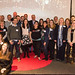 TEDxExeter team & sponsors at the TEDxExeter 2018 launch event at Royal Albert Memorial Museum