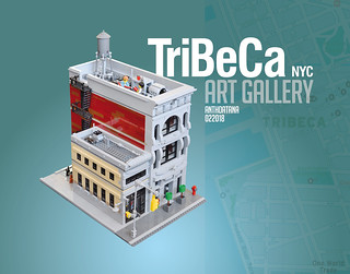 Tribeca Art Gallery Building Project - atana studio