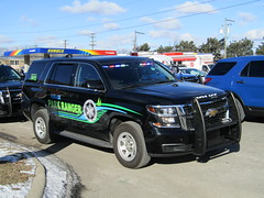 Genesee County Park Ranger (Evan Manley) Tags: genesee county park police ranger chevytahoe