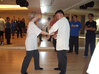 Alex Dong - 2005 Sept - Tai Chi