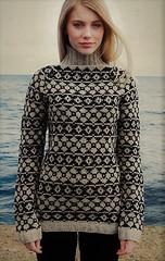 Fair isle woolen turtleneck (Mytwist) Tags: navia trio yarn knit knitwear style fashion outfit tn tneck wool fetish retro classic craft winter women fairisle isle fair faroe íslensk sweater design love girl wife