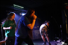MINCING FURY AND G.C.O.Q.D. at Guttural Gore Grind Mafia 2018 (Martin Mayer - Photographer) Tags: grind core gore metal thrash crust ostrava barrák music club hudba koncert concert gig festival canon martin mayer mincing fury and gcoqd guttural mafia 2018