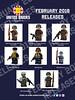 United Bricks 2018 Feb Release (UnitedBricks) Tags: unitedbricks lego ww2 millitary toys newreleases soliders minifigures