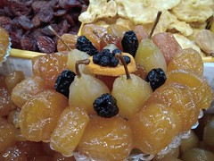 Fruits boiled in sweet syrup (Sankab) Tags: fruit desert teadesert sweets syrop pear peach deliciously deliciousdesert kitchen