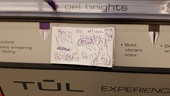 OfficeMax (dankeck) Tags: officemax try pen blank scribble tryout test tul