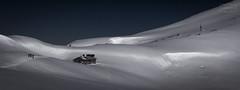 "Refugio de Vega de Ario/ ""Vega de Ario"" Mountain refuge. Picos de Europa Spain (Jose Antonio. 62) Tags: spain españa asturias picosdeeuropa vegadeario snow nieve white blanco refuge refugio"