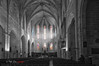 (109/18) Catedral de Ciudadela (Pablo Arias) Tags: pabloarias photoshop photomatix capturenxd españa arquitectura techo muro bóveda iglesia catedral cristaleras rayosdesol ciudadela menorca
