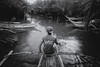_MG_9933 (jeridaking) Tags: boat outrigger swamp nipa leaves plants view mono monotone boatman cap hat between lao ormoc brackish river ralph matres jeridaking fortheloveofphotography travel leyte philippines visayas canon 5dii wide 1740 f4 people folks pinoy filipino banka