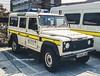 Kent Police Landrover 110 Defender P358 LKE (policest1100) Tags: kent police landrover 110 defender p358 lke