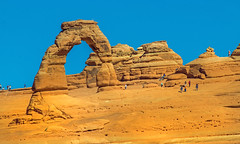 Delicate Arch - Arches NP, Utah, USA (Russell Scott Images) Tags: archesnationalpark utah usa delicate arch russellscottimages