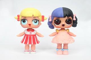 Custom LOL Surprise Melanie Martinez Doll