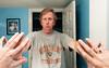 No camera selfie (Repp1) Tags: selfie mirror trickphotography miroir phototruquée male man homme pasdecamera nocamera sanscamera withoutcamera