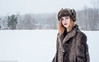 Nord (Maye Jeane) Tags: winter minnesota nikond800e snow fur coat hat maple grove girl