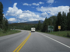 Two clicks from here to the town of Jasper, Alberta (jimbob_malone) Tags: 2017 highway16 jasper alberta