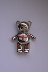 Makro Mikro (TeLoreta) Tags: teddy mikro makro souvenir