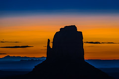 East Mitten Butte, Monument Valley Navajo Tribal Park, 2017_DSC2181-copy-1-A-3-C-1 (Sam Yaffe) Tags: approved monumentvalley sunrise southwest