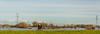 a walk on the wet side (stevefge) Tags: 2017 deest hoogwater waal flood winter uiterwaarden panorama people candid unsuspectingprotagonists dijk dike waaldijk nederland netherlands nl gelderland men women reflectyourworld