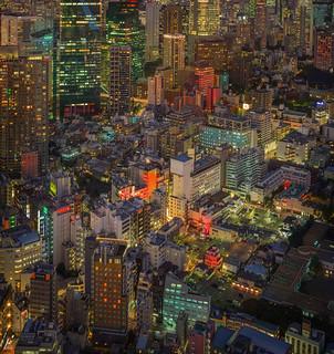 Tokyo detail