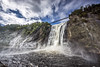 Cascade de Montmerency Quebec (wimvandemeerendonk, back home) Tags: cascadedemontmerencyquebec cascade fall falls waterfalls montmerency quebec wimvandem water outdoors outdoor sky clouds blue contrast landscape mountain nature panorama park rock rocks river sony tree trees ultrawide