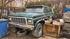 Ford Bronco II Custom (Qropatwa) Tags: ford bronco ii custom