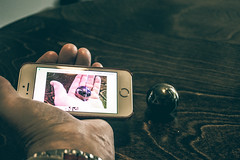 hand_I-phone_&_marble-4_HDRDown_Temp (old_hippy1948) Tags: phoe marble