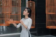 Giang 10 (Lê Đình Tuấn) Tags: áo dài ao dai chân dung portraiture ldt lđt photo