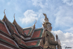 Grand Palace - Bangkok (cattan2011) Tags: ancient buildings bangkok palace grandpalace 曼谷 泰国 traveltuesday travelphotography travelbloggers travel arches architecturephotography architecture landscapephotography landscape thailand