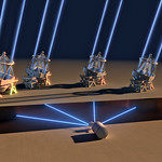 ESPRESSO instrument achieves first light with all four Unit Telescopes thumbnail