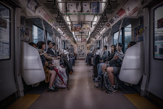 A day in Tokyo
