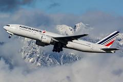 CYVR - Air France B777-200 F-GSPD (CKwok Photography) Tags: yvr cyvr airfrance b777 fgspd